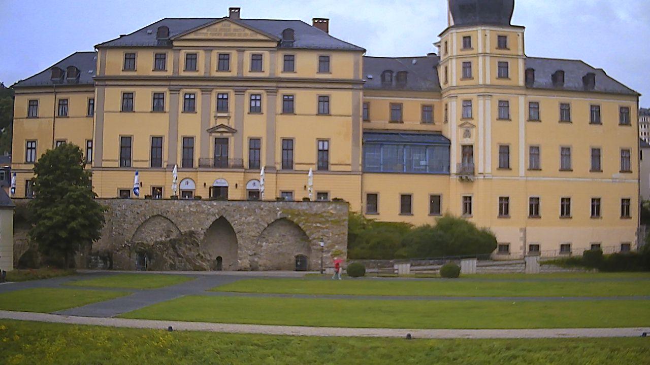 Greiz, unteres Schloss